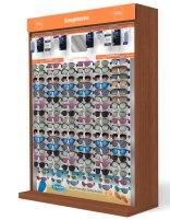 SOL Sunglasses Fixture - Safeway